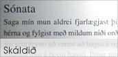 Skáldið